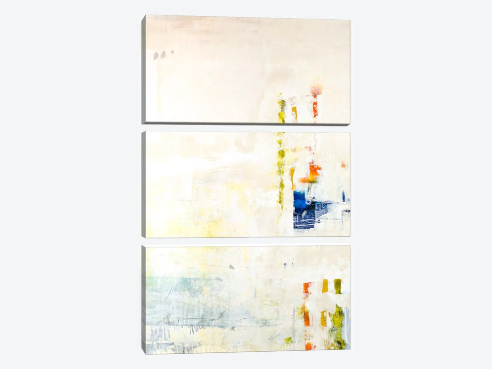 Serenity I by Julian Spencer 3-piece Canvas Artwork