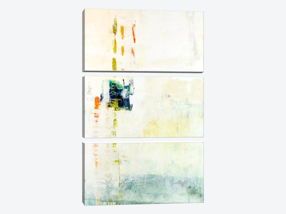 Serenity II by Julian Spencer 3-piece Canvas Art Print