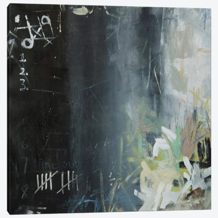 Chalk One Up Canvas Print #JSR28} by Julian Spencer Art Print