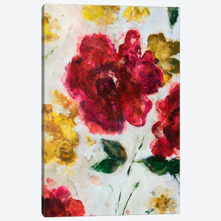 Arrival of Spring Canvas Print #JSR31} by Julian Spencer Canvas Wall Art