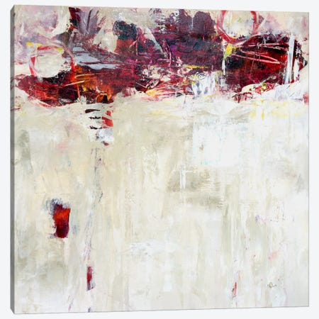 Saffron 3-Piece Canvas #JSR39} by Julian Spencer Canvas Artwork