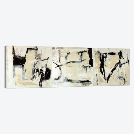 Pieces Triptych Canvas Print Set #JSR3HSET001} by Julian Spencer Art Print