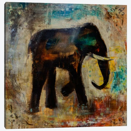 Strong and Wise I Canvas Print #JSR44} by Julian Spencer Canvas Artwork