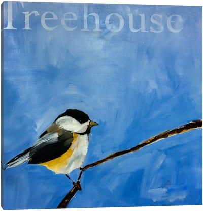 Treehouse Canvas Print #JSR46