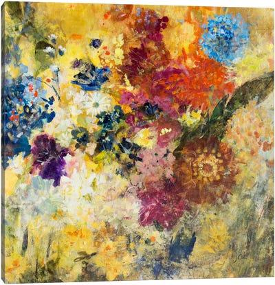 Untethered Bouqet Canvas Print #JSR47
