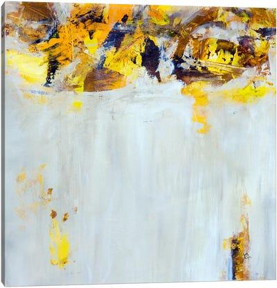 Yellow Spice Canvas Art Print