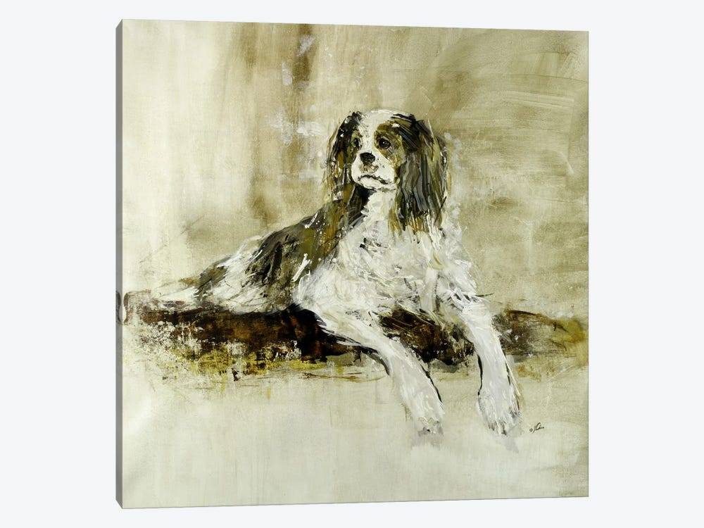 Winston by Julian Spencer 1-piece Canvas Artwork