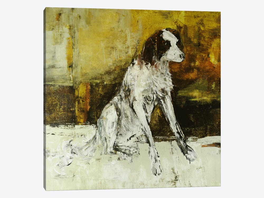 Louie by Julian Spencer 1-piece Canvas Wall Art