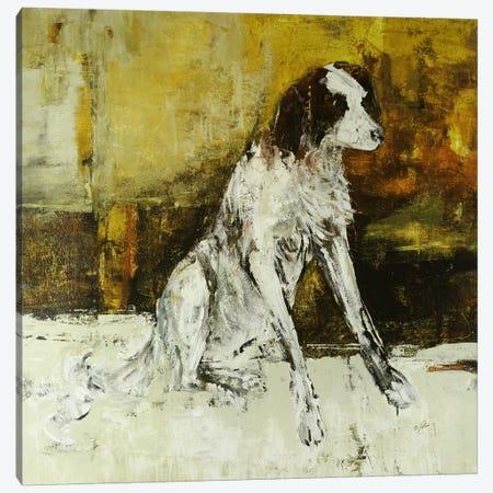 Louie Canvas Print #JSR50} by Julian Spencer Canvas Art