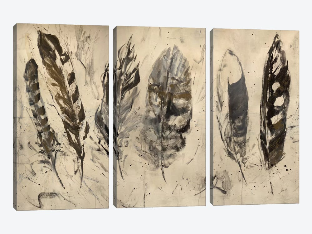 Quill by Julian Spencer 3-piece Canvas Artwork