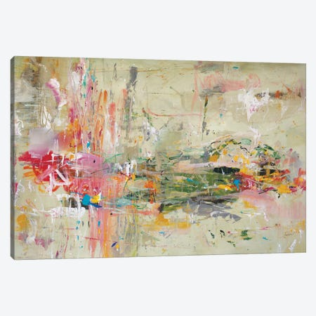 Fast Track Canvas Print #JSR59} by Julian Spencer Canvas Wall Art