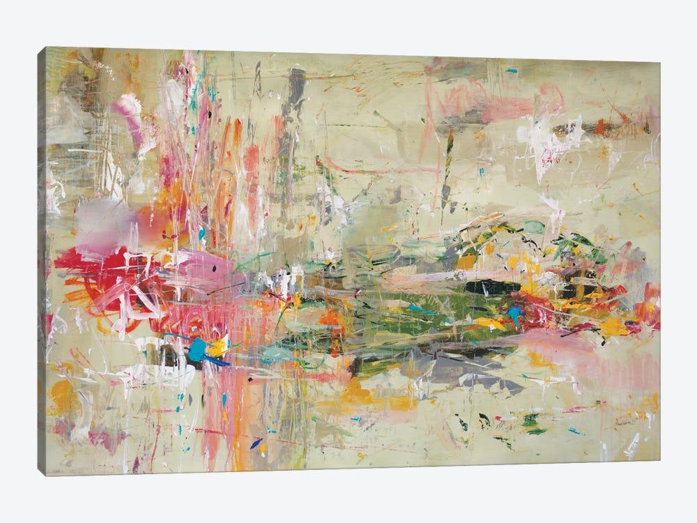 Fast Track by Julian Spencer 1-piece Art Print