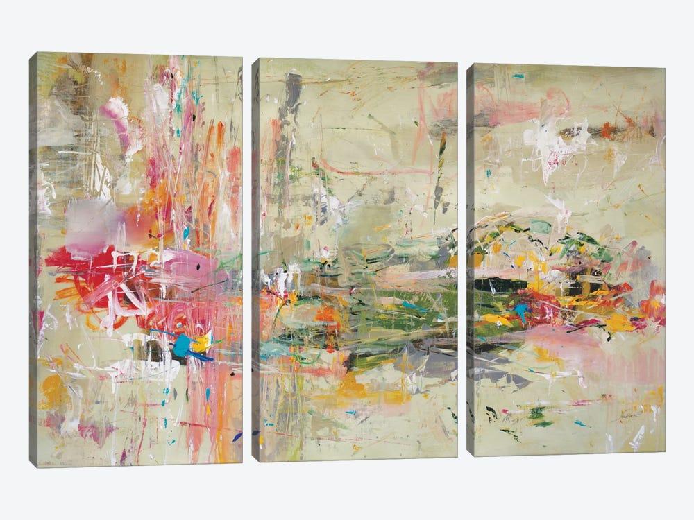 Fast Track by Julian Spencer 3-piece Art Print