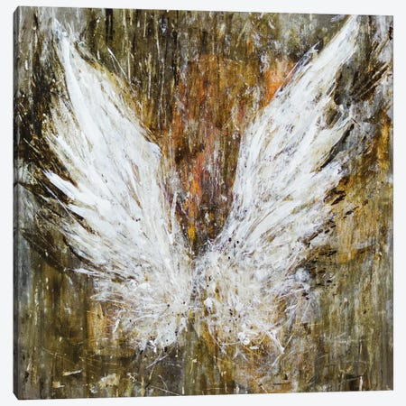 Gentle Strength Canvas Print #JSR64} by Julian Spencer Canvas Art