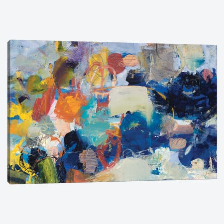 Streetwise Canvas Print #JSR65} by Julian Spencer Canvas Art