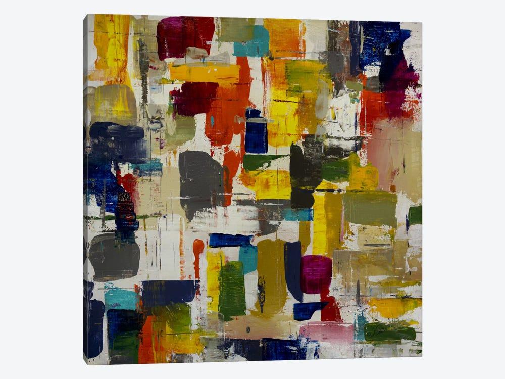 Fresh Mod by Julian Spencer 1-piece Canvas Artwork