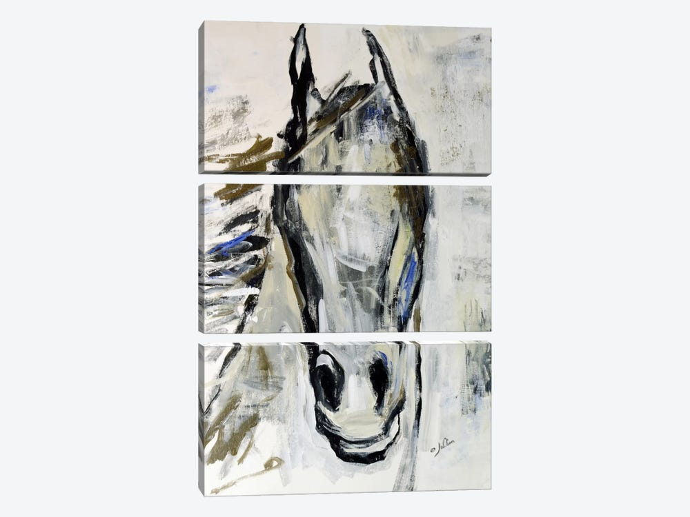 Picasso's Horse I by Julian Spencer 3-piece Canvas Print