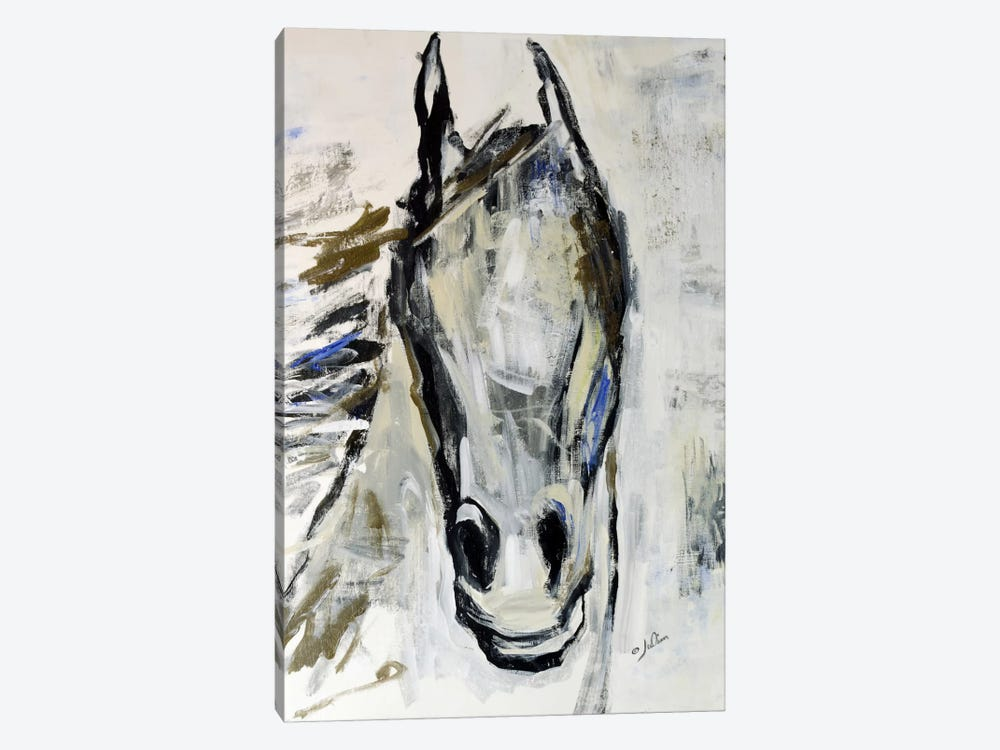 Picasso's Horse I by Julian Spencer 1-piece Art Print