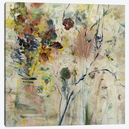Shared Happiness Canvas Print #JSR70} by Julian Spencer Canvas Artwork