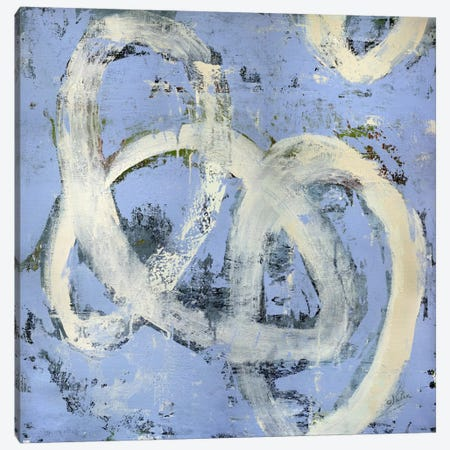 Unchained Canvas Print #JSR73} by Julian Spencer Canvas Artwork