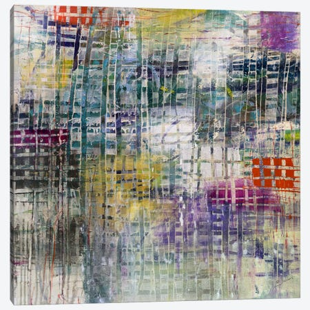 Woven Canvas Print #JSR75} by Julian Spencer Canvas Print