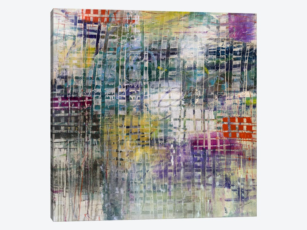 Woven by Julian Spencer 1-piece Art Print