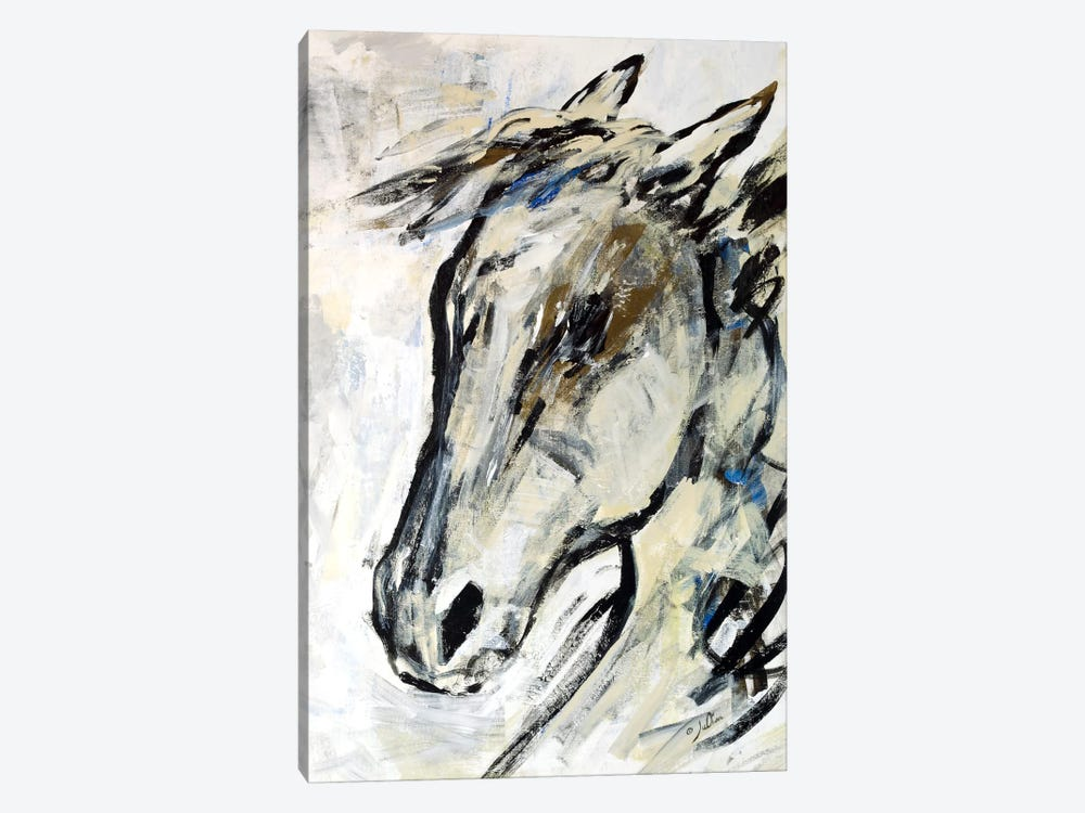 Picasso's Horse II by Julian Spencer 1-piece Canvas Art