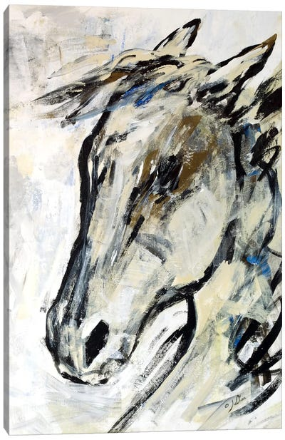 Picasso's Horse II Canvas Art Print