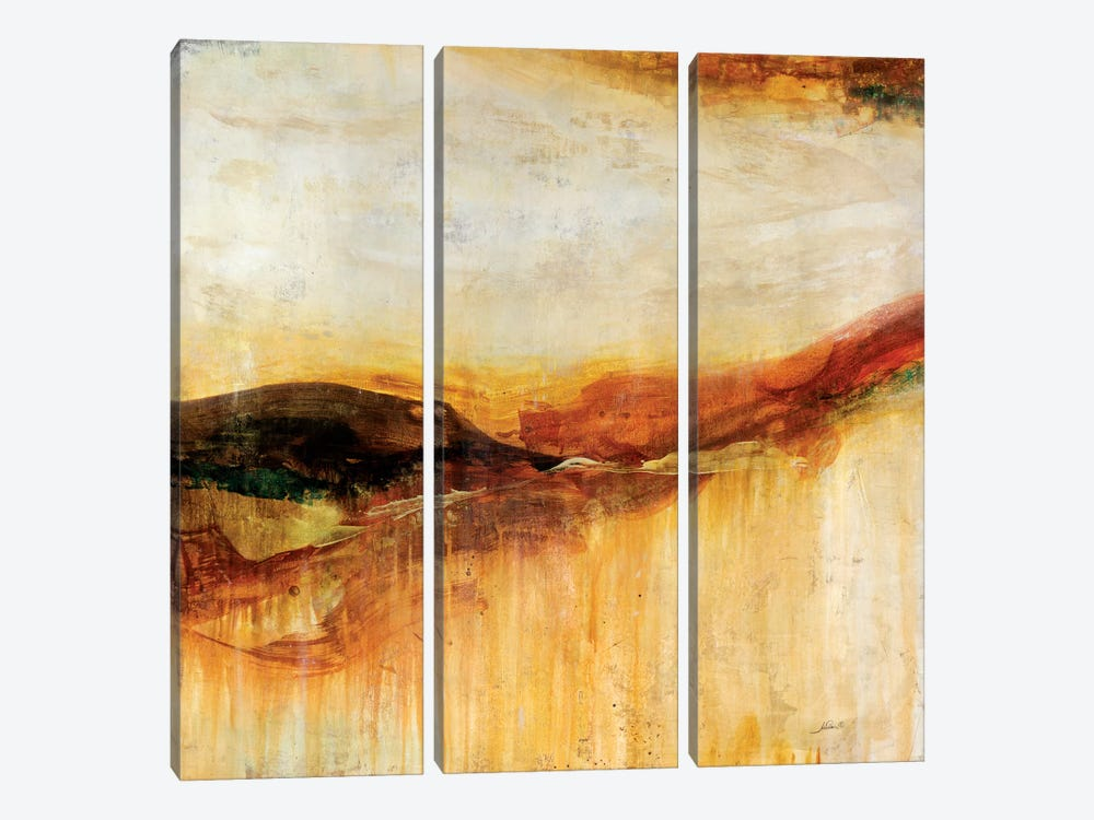 Canyon Sunset by Julian Spencer 3-piece Art Print