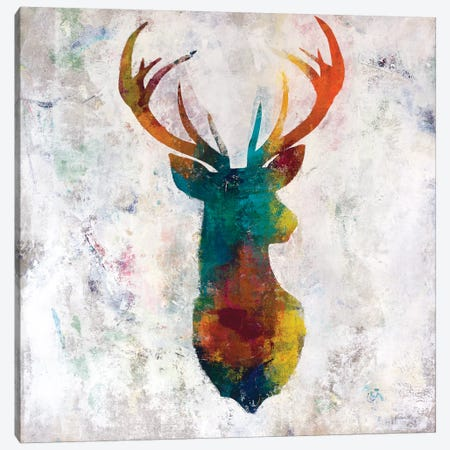 Painted Trophy Canvas Print #JSR86} by Julian Spencer Canvas Artwork