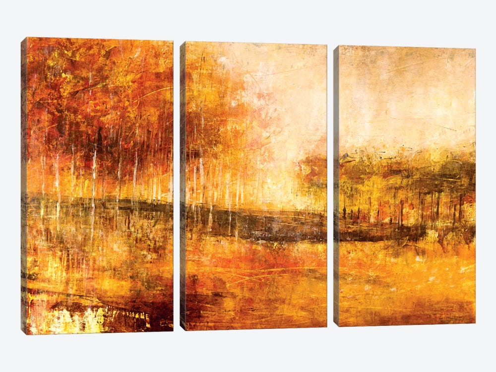 This Coming Fall by Julian Spencer 3-piece Canvas Art