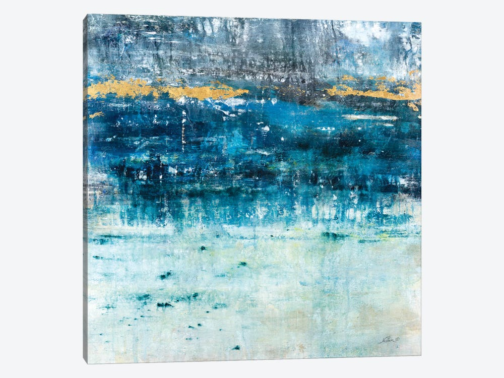 Touch Of Gold by Julian Spencer 1-piece Art Print