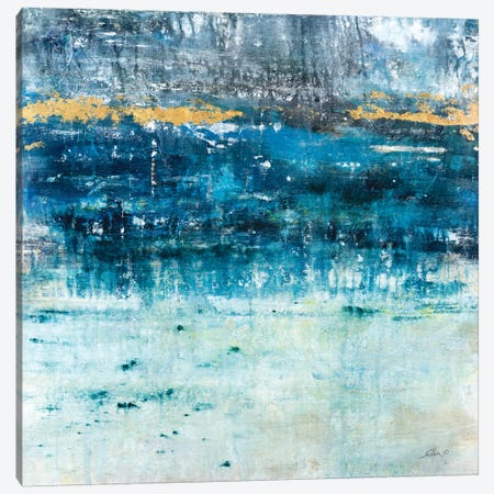 Touch Of Gold Canvas Print #JSR91} by Julian Spencer Canvas Art