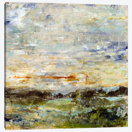 Hillside View Canvas Print #JSR93} by Julian Spencer Canvas Art