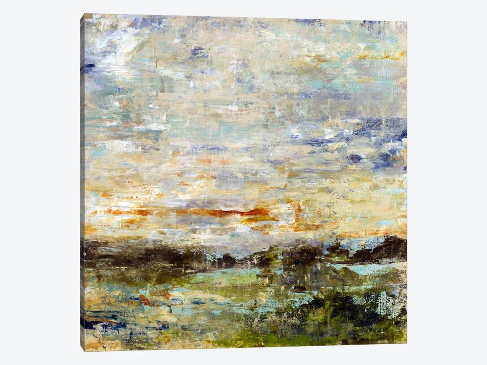 Hillside View by Julian Spencer 1-piece Art Print
