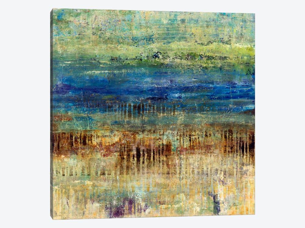 Patina Beach by Julian Spencer 1-piece Canvas Artwork