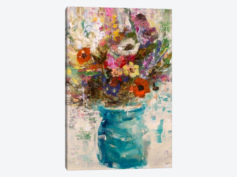 Vase Study by Julian Spencer 1-piece Art Print