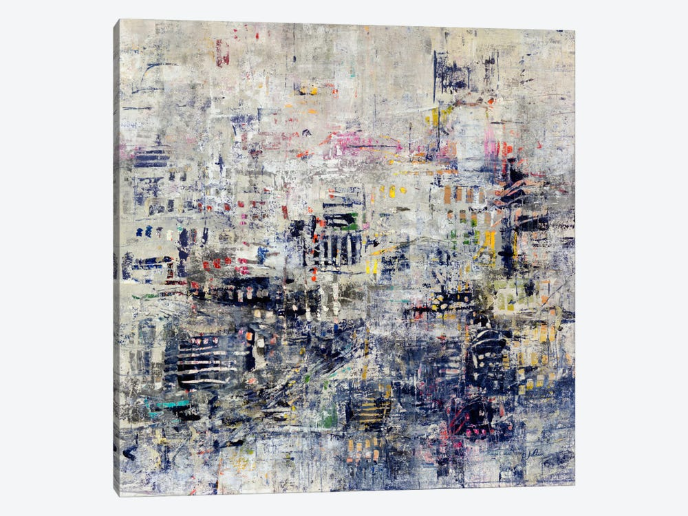 Wee Hours by Julian Spencer 1-piece Canvas Artwork