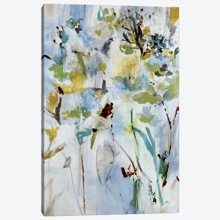 Floral Light I Canvas Print #JSR99} by Julian Spencer Canvas Artwork