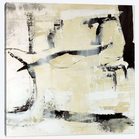 Pieces II Canvas Print #JSR9} by Julian Spencer Art Print