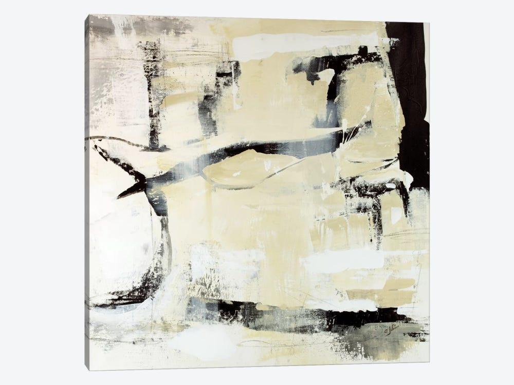 Pieces II by Julian Spencer 1-piece Canvas Art