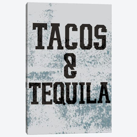 Taco-Bout It II Canvas Print #JSS11} by Jessica Weible Art Print