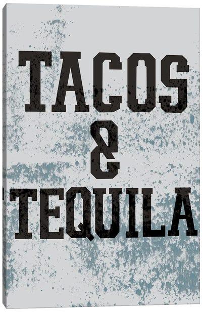 Taco-Bout It II Canvas Art Print