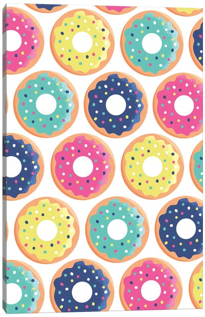 Sprinkled II Canvas Art Print