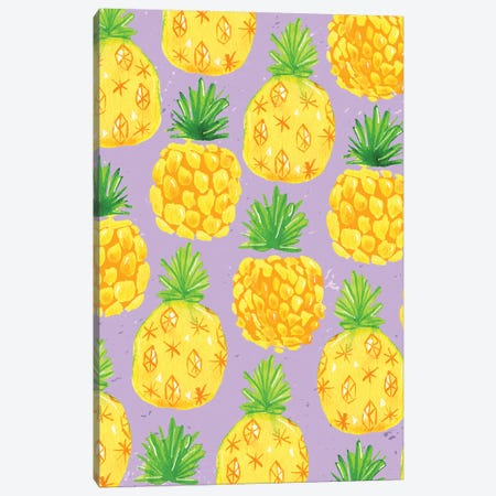 Watercolor Fruit IV Canvas Print #JSS9} by Jessica Weible Canvas Art