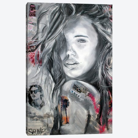 Sun Kissed Canvas Print #JSU10} by Jason Sauve Canvas Print