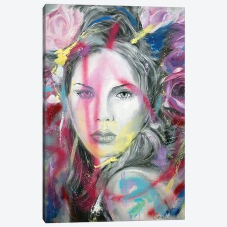 Crazy For You Canvas Print #JSU15} by Jason Sauve Canvas Art