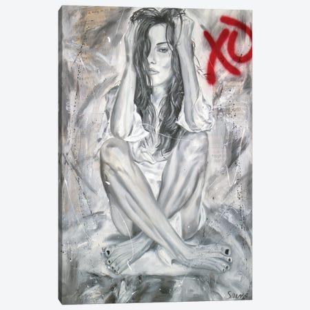 Passion Canvas Print #JSU16} by Jason Sauve Canvas Wall Art