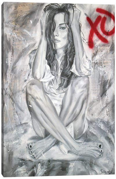 Passion Canvas Art Print
