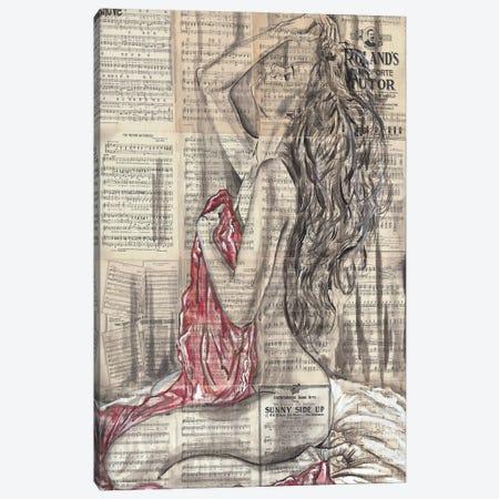 Cordelia Canvas Print #JSU34} by Jason Sauve Canvas Art